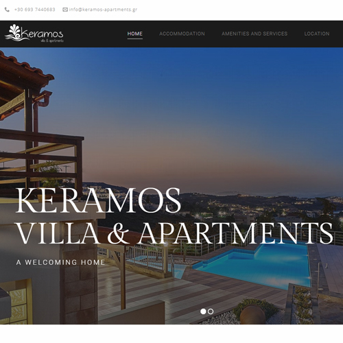Keramos Villa & Apartments
