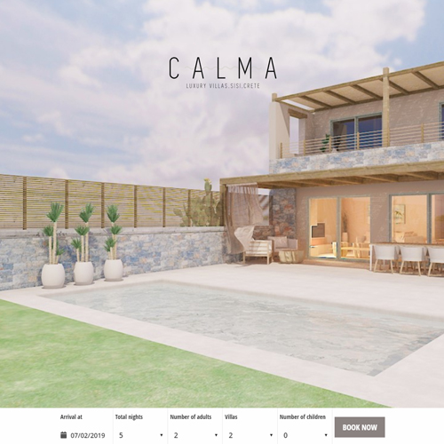 Calma Luxury Villas
