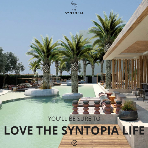 The Syntopia by Orion